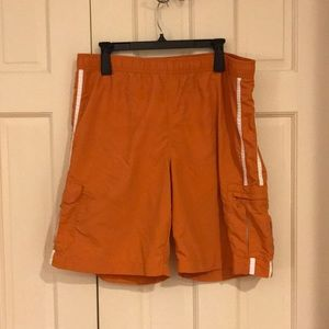 Eddie Bauer swim trunks. Size L